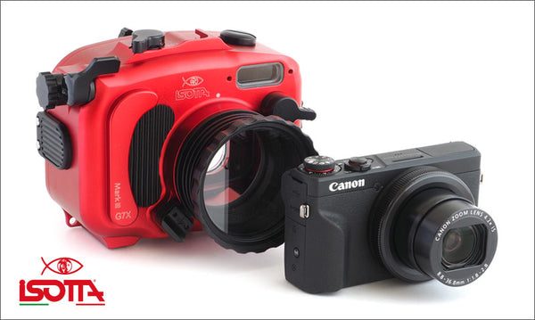 QUICK REVIEW: ISOTTA CANON G7XIII HOUSING