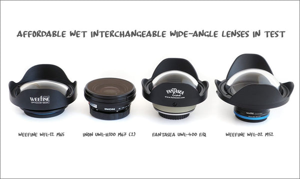 Lockdown Lens Test: Affordable Wet-Interchangeable Wide-Angle Lenses