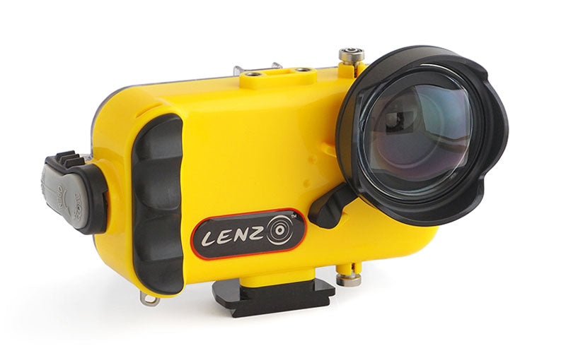 finest selection 0b68b 138b4 LenzO iPhone housings land at Mike's Dive Cameras - Mike's Dive Cameras