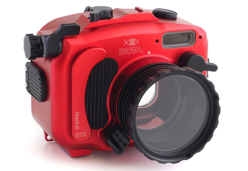 Isotta Canon G7X MKIII Housing at Mike's Dive Cameras