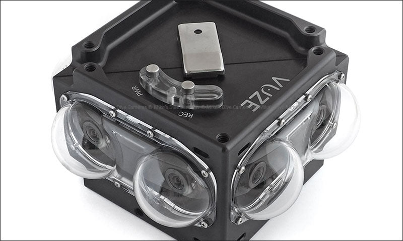 Vuze Underwater Housing Review