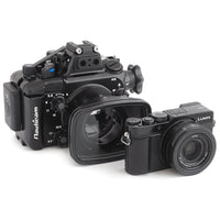 Panasonic LX100 II + Nauticam NA-LX100II Housing Package