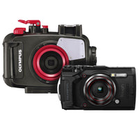 Olympus TG-6 & PT-059 Housing Package