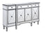 3 Drawer 4 Door Cabinet 60 in. x 14 in. x 36 in