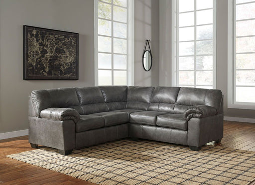 Bladen Slate 2 Piece Sectional