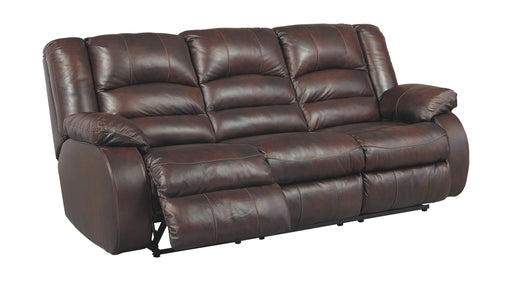 Levelland Cafe Leather Power Sofa