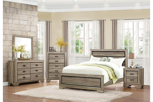 Beechnut 4 PC queen bedroom set