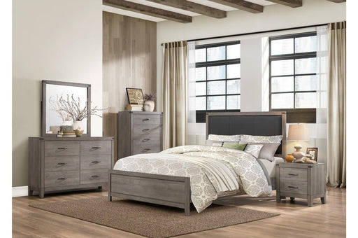 Woodrow 4PC Queen Bedroom Set