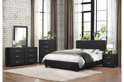 Lorenzi 4PC Queen Bedroom Set