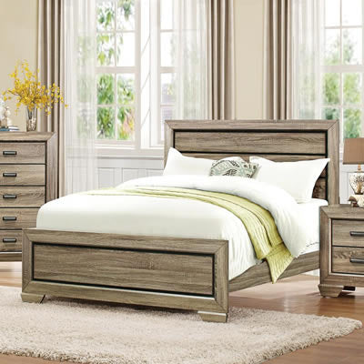 Beechnut Queen Bed