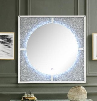 LED Round Wall Mirror