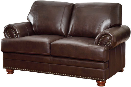 Colton Brown Loveseat