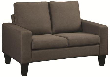 Bachman Gray Loveseat