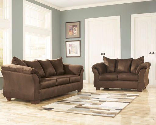 Darcy Cafe 2 Piece Living Room Set