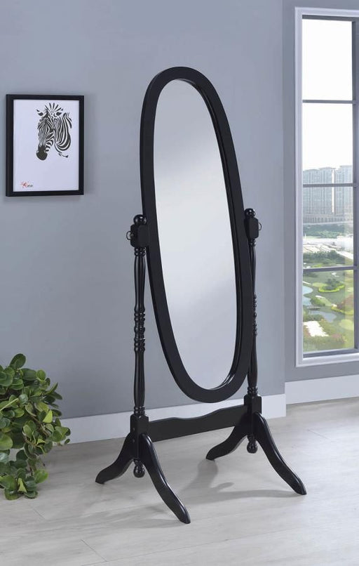 Accent Floor Mirror