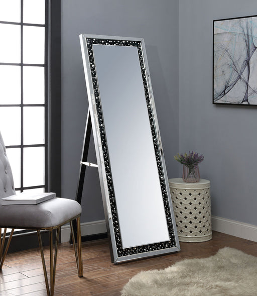 Noor Large Floor Mirror