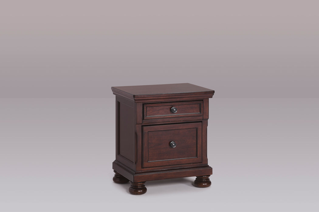 Porter Cherry Nighstand