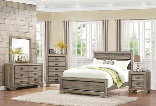 Beechnut 5 PC queen bedroom set