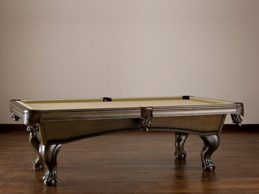 Crescent Pool Table