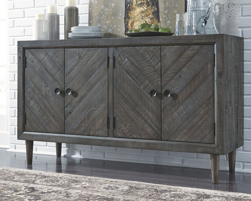 Besteneer Dark Gray Buffet