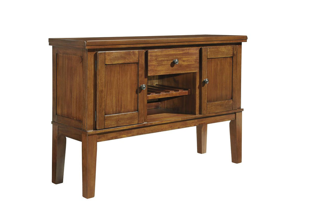 Ralene Medium Brown Buffet