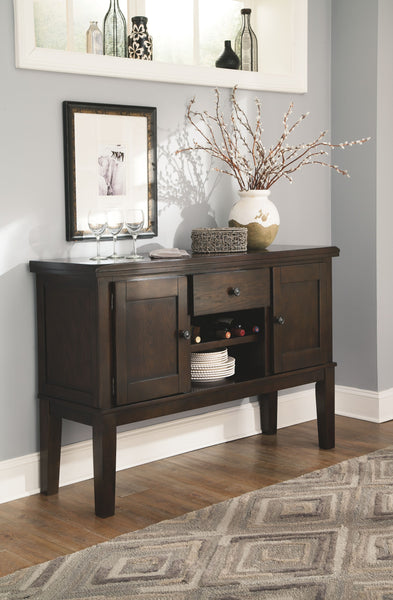 Haddigan Dark Brown Buffet