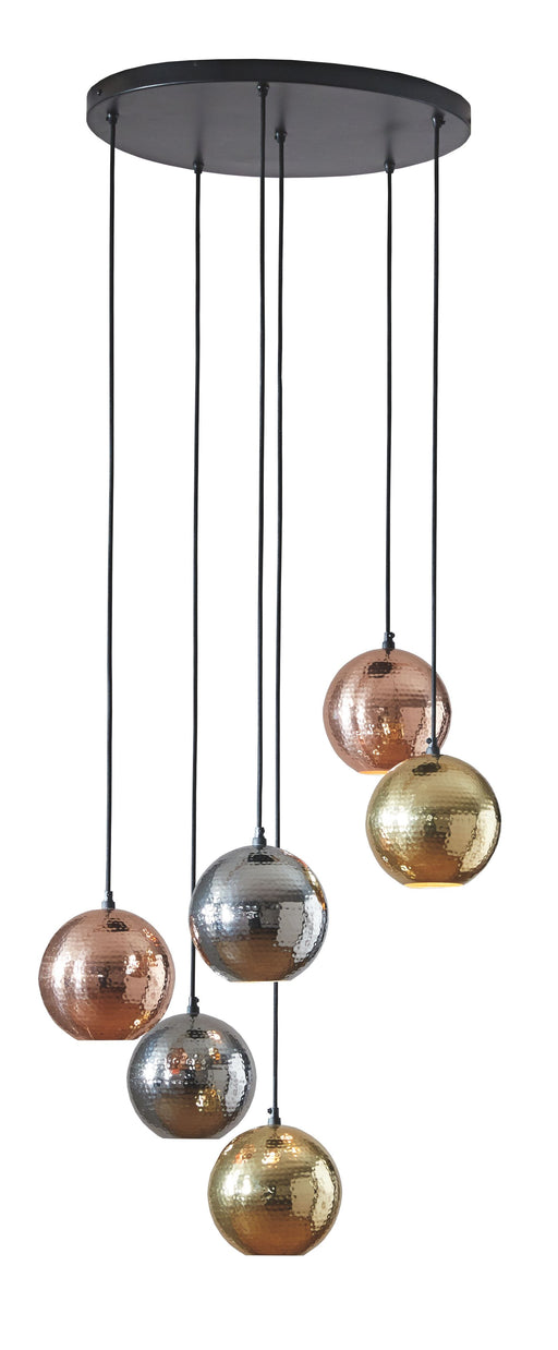 Adiana Multi Metal Pendant Light
