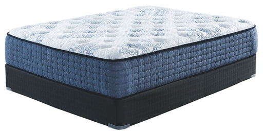 Mount Dana Plush Twin Mattress Set