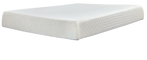 Chime 10 Inch Queen Memory Foam Mattress