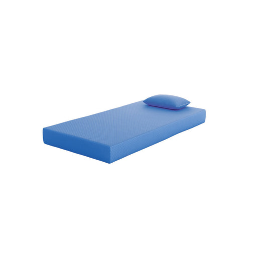IKidz Blue Twin Mattress Set