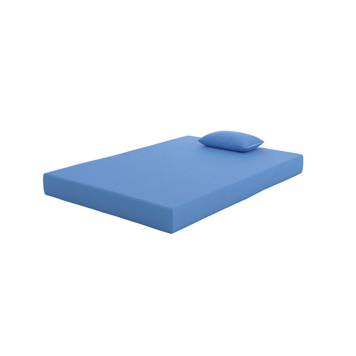 IKidz Blue Full Mattress Set
