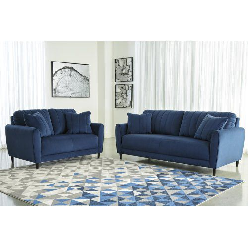 Enderlin Ink 2 Piece Living Room Set