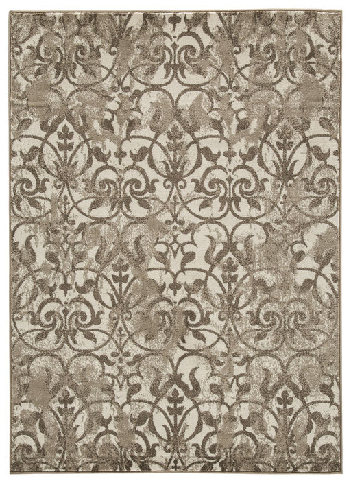 Cadrian Natural Medium Rug