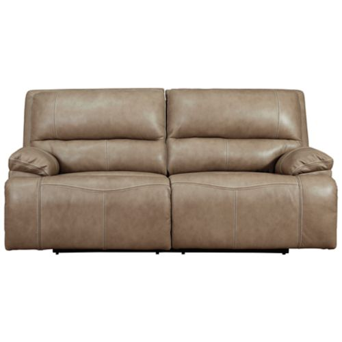 Ricmen Putty Power Reclining Sofa