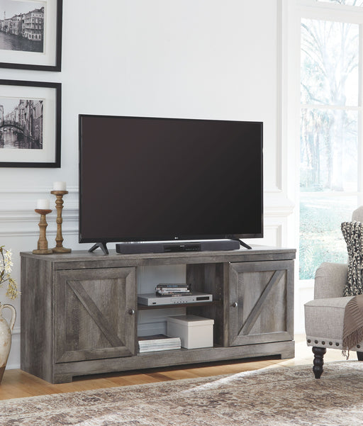 Wynnlow Gray TV Stand