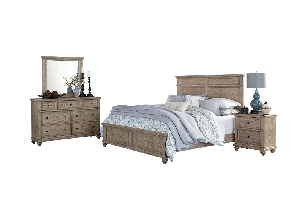 Barbour 4PC Queen Bedroom Set