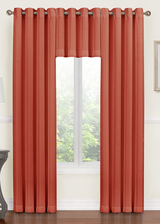 Monroe Tailored Grommet Valance
