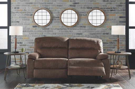 Bolzano Bolzano Coffee Reclining Sofa