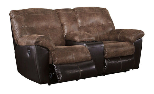 Follett Coffee Reclining Loveseat