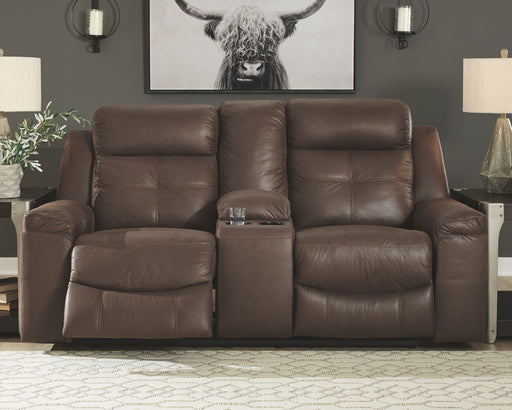 Jesolo Coffee Reclining Loveseat