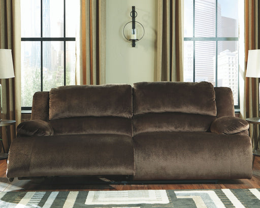 Clonmel Chocolate 2 Seat Reclining Power Sofa
