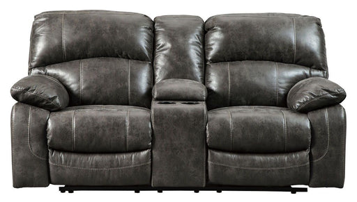 Dunwell Steel Power Reclining Loveseat