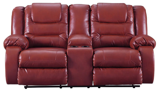 Vacherie Salsa Reclining Loveseat