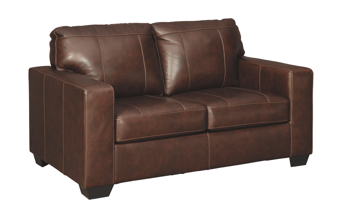 Morelos Chocolate 2 Piece Living Room Set