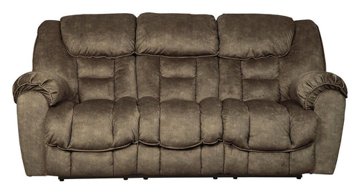 Capehorn Earth Reclining Sofa
