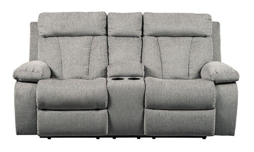 Mitchiner Fog Reclining Loveseat