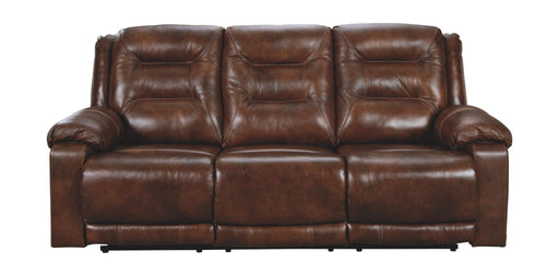 Golstone Canyon Power Reclining Sofa with Adjustable Headrest