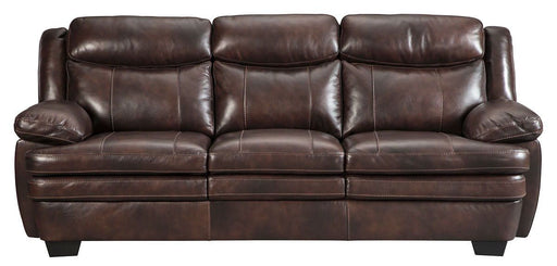 Hannalore Cafe Leather Sofa
