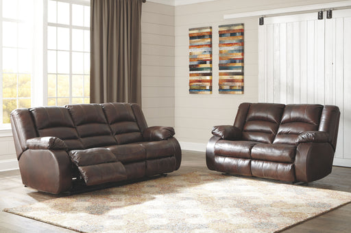 Levelland Cafe Reclining Sofa & Reclining Loveseat
