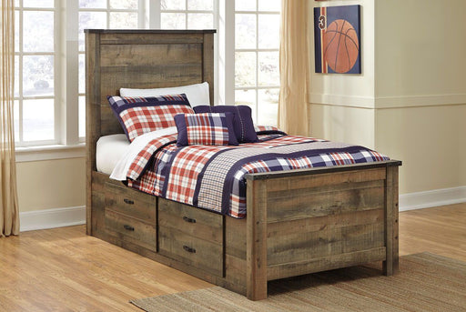Trinell Twin Storage Bed